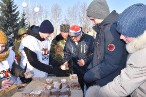 В Ишимбае отметили 75-ю годовщину снятия блокады Ленинграда