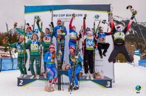 Ишимбайские биатлонисты – бронзовые призеры первенства РБ