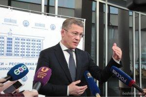 Радий Хабиров: Решение по переходу на пятидневку в школах республики принят ...