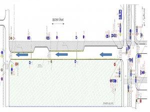 В Ишимбае изменится порядок движения транспорта на проспекте Ленина