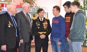 В Ишимбае провели мероприятие, посвященное 30-летию вывода ограниченного контингента советских войск из Афганистана