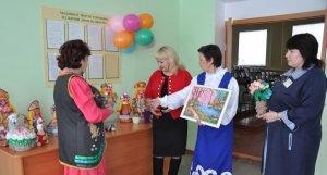 В Ишимбайском районе открыли обновленный   сельский Дом культуры