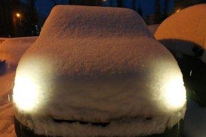 В Башкирии ожидается ухудшение погодных условий: снег, метель и ветер до 17 м/с