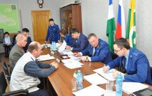 В Ишимбае провел прием прокурор Республики Башкортостан Андрей Назаров