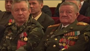 Сюжет Ишимбайского ТВ о торжественном мероприятии, посвященном 30-летию вывода Советских войск из Афганистана