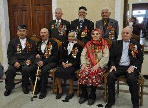 Представители старшего поколения активно участвуют в общественной жизни Ишимбая