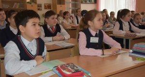 В школах Ишимбая обеспечена полная безопасность учащихся