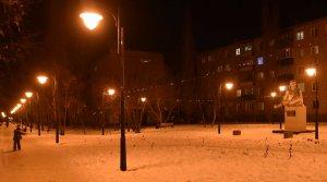 В Ишимбае станет светлей ночью