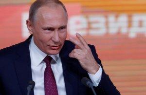 Обращение Путина к Федеральному собранию РФ