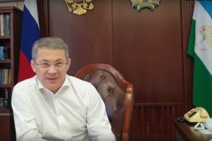 Радий Хабиров запустил флешмоб, посвященный Дню родного языка
