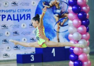 Юные ишимбайские гимнастки стали призерами всероссийского турнира