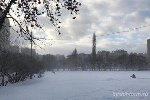 В Башкирию ненадолго вернутся морозы, в выходные потеплеет