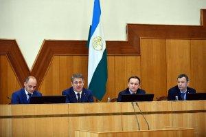 Радий Хабиров: «Партия всегда должна быть там, где нужно жителям»