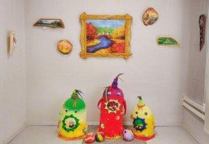 В Ишимбайской картинной галерее готовится к открытию новая выставка