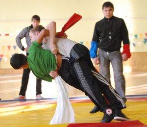 Ишимбайская команда – серебряный призер по борьбе куреш