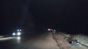 В Ишимбайском районе автомобиль сбил насмерть пешехода