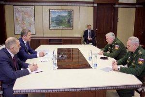 Замминистра обороны РФ поддержал идею создания в Башкирии патриотического парка