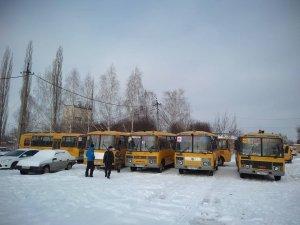В Ишимбайском районе проверили школьные автобусы