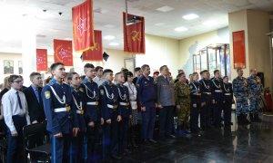 Ишимбайские кадеты приняли участие в Дне Памяти десантников 6-й роты псковских десантников