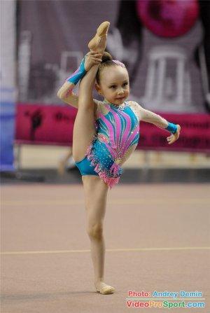 Гимнастка из Ишимбая стала победительницей турнира